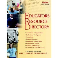 Educators Resource Directory - Current Year or Most Recent Edition.