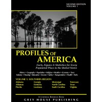 Profiles of America - Current Year or Most Recent Edition.