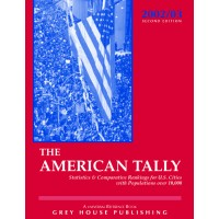 The American Tally: Statistics & Comparative Rankings for U.S. Cities with Populations over 10,000