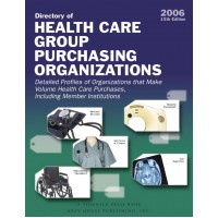 Directory of Health Care Group Purchasing Organizations - Current Year or Most Recent Edition.