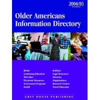 Older Americans Information Directory - Current Year or Most Recent Edition.