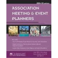 Association Meeting & Event Planners Directory - Current Year or Most Recent Edition.