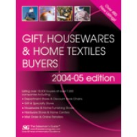 Gift, Housewares & Home Textile Buyers Directory - Current Year or Most Recent Edition.