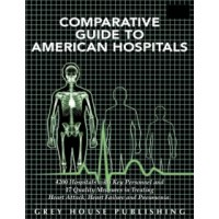 The Comparative Guide to American Hospitals - Current Year or Most Recent Edition.