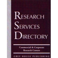 Research Services Directory - Current Year or Most Recent Edition.