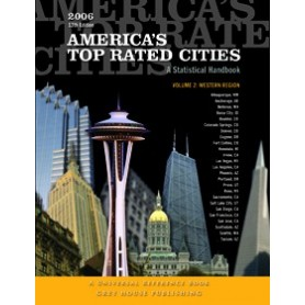 America's Top-Rated Cities - Current Year or Most Recent Edition.