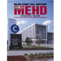 Tradeshow Week Major Exhibit Hall Directory - Current Year or Most Recent Edition.