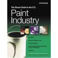 Rauch Guide to the U.S. Paint Industry  - Current Year or Most Recent Edition.