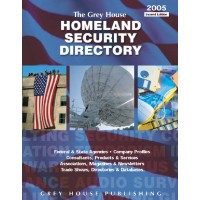 Homeland Security Directory - Current Year or Most Recent Edition.